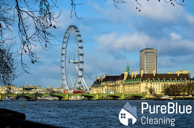 Contact Pure Blue in London
