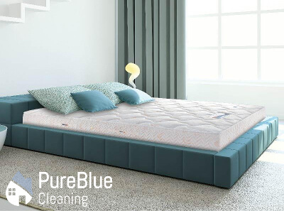 A clean mattress
