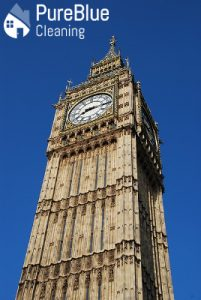 Big Ben London | Pure Blue